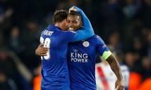 Nhẹ nhàng hạ gục Club Brugge, Leicester City giành vé vào vòng 1/8 trong lần đầu tham dự Champions League
