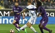 Fiorentina đánh bại Inter trong trận cầu ngập cảm xúc với 9 bàn thắng